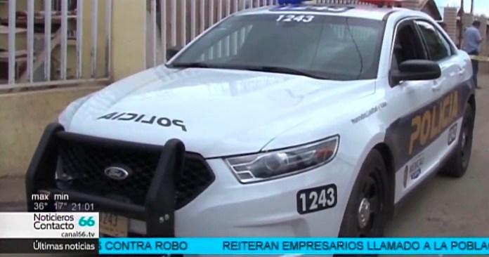 Nuevo caso de abuso y tortura policiaca; agreden a menor de 14 en Mexicali patrulla