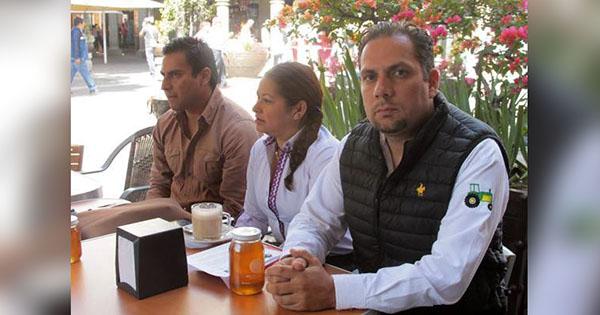 Mieleros Puebla denuncian pesticidas monsanto