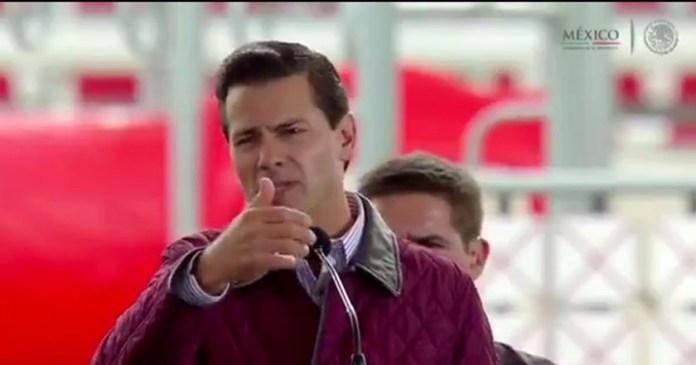 Enrique Peña Nieto EPN pide que México no sea conocido sólo por los 'prietitos'