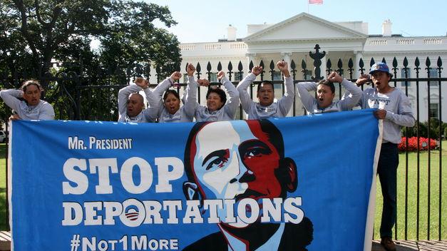obama deportaciones