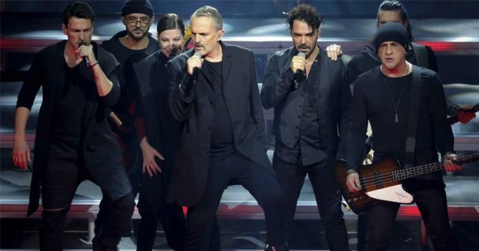 Miguel Bosé critica a Donald Trump en concierto gratuito en la Cd de México
