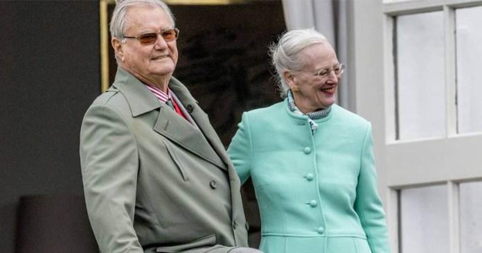 Fallece el príncipe Enrique de Dinamarca, tenía 83 años