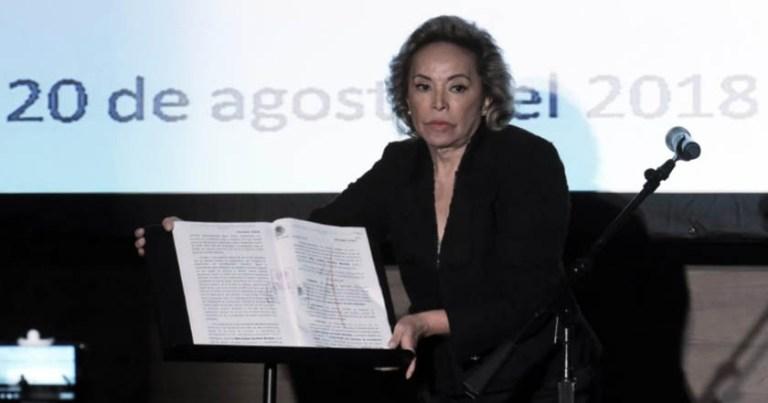 ¡Sigo siendo presidenta del SNTE!: Elba Esther Gordillo