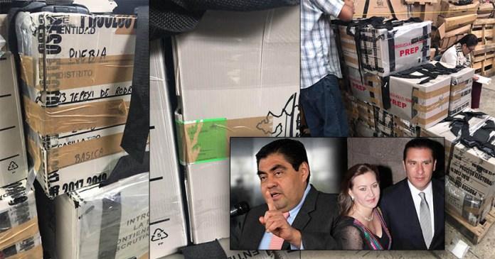 Llegan boletas de Puebla con retraso y entre irregularidades barbosa martha erika alonso