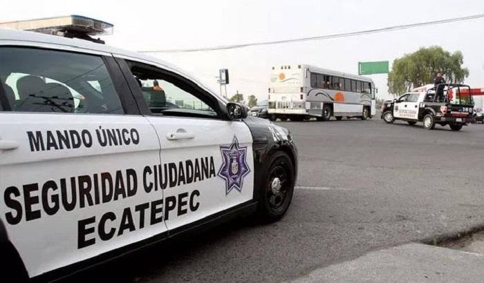 Policías de Ecatepec irían a paro ante posible descuento salarial