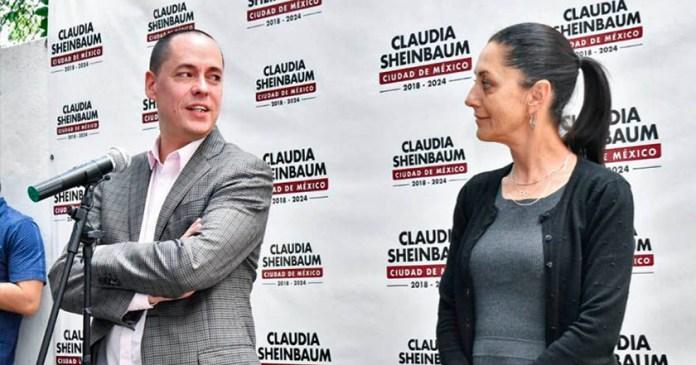 Agencia Digital de Innovación Pública José Merino Claudia Sheinbaum