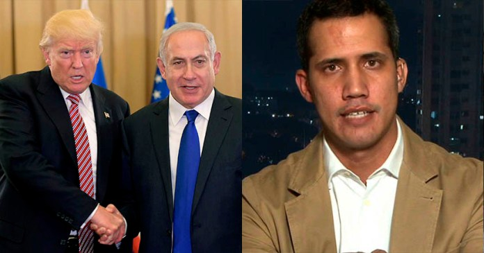 Israel se suma a EU y reconoce a Guaidó como 'presidente legítimo'
