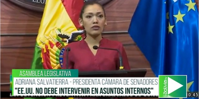 Bolivia - Senadores de EU le exigen a Evo Morales no presentarse a elecciones