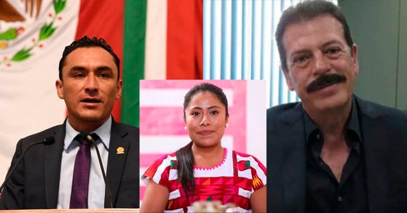Congreso de la CDMX pide sancionar a Goyri por discriminar a Yalitza - Congreso de la CDMX pide sancionar a Goyri por discriminar a Yalitza