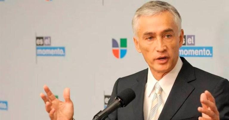 Detienen a Jorge Ramos en Venezuela; piden a AMLO que intervenga