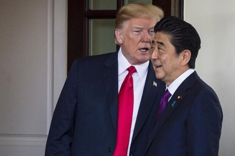 EU japon Nobel - EU pidió al primer ministro de Japón nominar a Trump al Premio Nobel