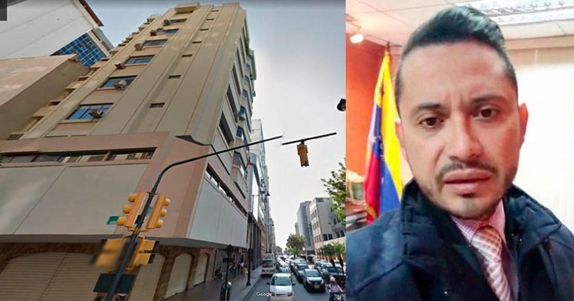 Irrumpen y asaltan con armas consulado de Venezuela en Ecuador - Irrumpen y asaltan con armas consulado de Venezuela en Ecuador