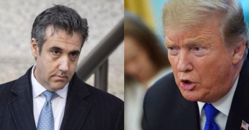 """Michael Cohen trump - Michael Cohen llama a Trump """"racista"""", """"estafador"""" y """"tramposo"""""""