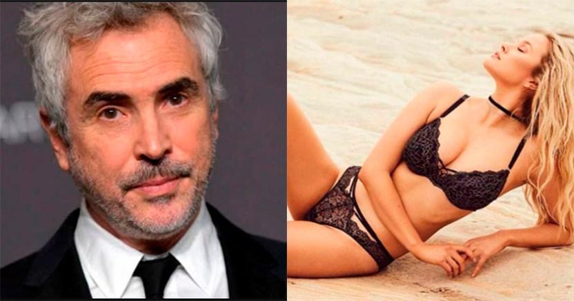 Modelo australiana desprecia a Cuarón pues no le creyó que era director  - Modelo australiana desprecia a Cuarón, pues no le creyó que era director