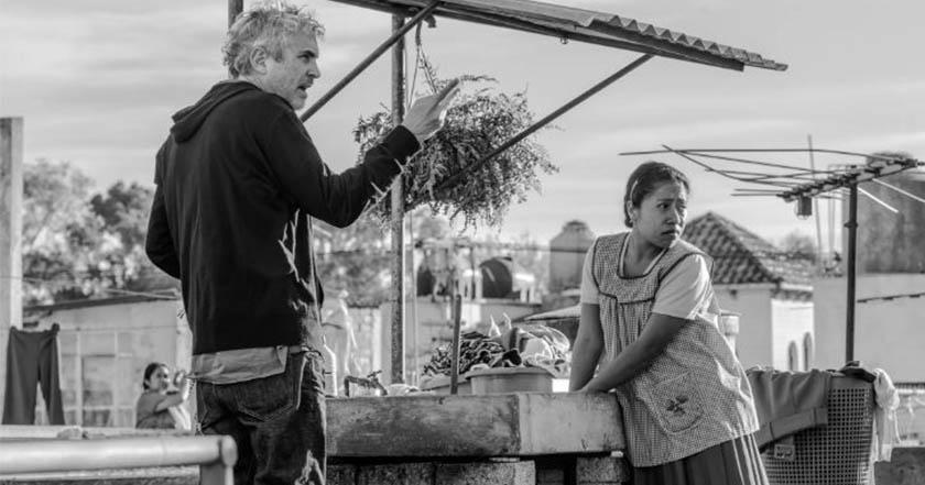 Orgullo mexicano Alfonso Cuarón gana premio Oscar a mejor director - Alfonso Cuarón gana premio Oscar a mejor director