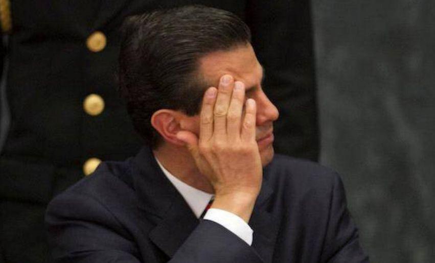 Peña Nieto dejó a AMLO padrones inservibles denuncia vocero - Priistas piden expulsar a Peña Nieto del PRI; por el 'daño que le causó'
