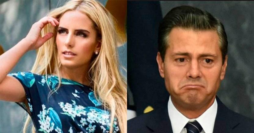 Tania Ruiz la supuesta pareja de EPN rompe el silencio no es su novia - Tania Ruiz, la supuesta pareja de EPN, rompe el silencio: no es su novia