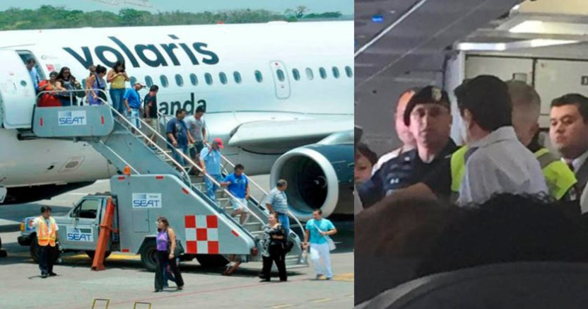Un detenido por falsa alarma de bomba en CDMX Mérida de Volaris - Un detenido por falsa alarma de bomba en CDMX-Mérida de Volaris