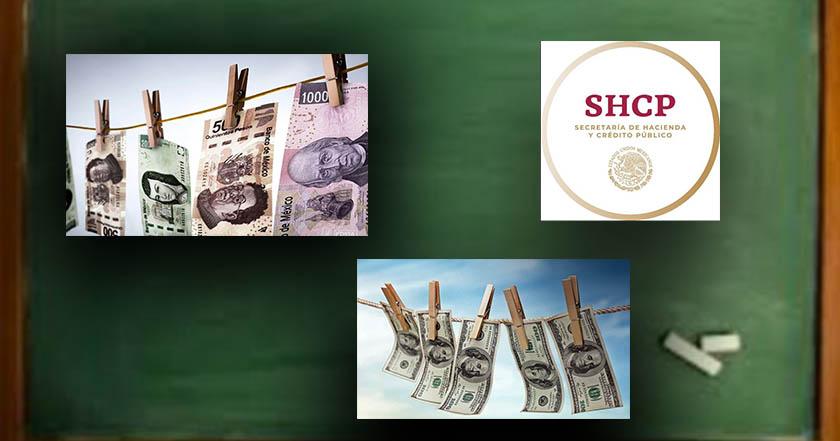 Universidad estatal involucrada en lavado de dinero SHCP - Universidad estatal involucrada en lavado de dinero: SHCP