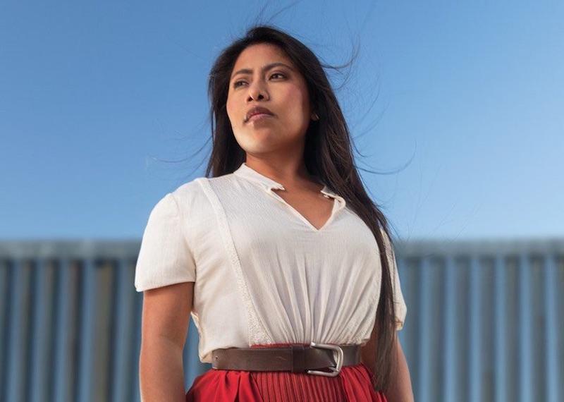 """Yalitza Aparicio - """"Orgullosa de ser una indígena oaxaqueña"""""""