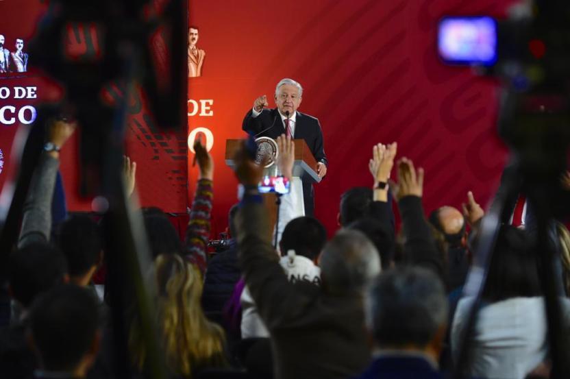 amloconferencia 1 - AMLO anuncia la terminación del Metro de Guadalajara