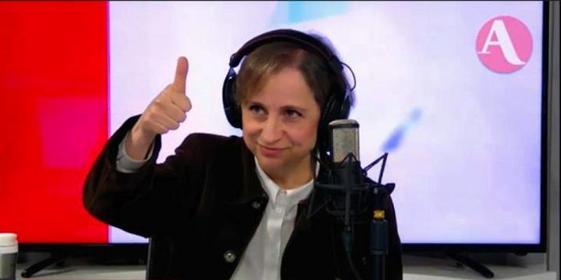 aristegui - Salida de la radio de Aristegui fue ilegal, MVS se desiste de juicio