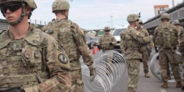 california - California retirará Guardia Nacional de frontera con México