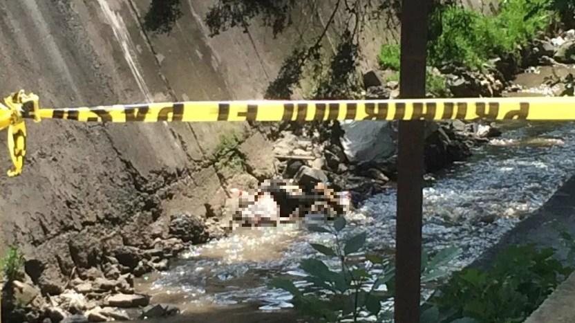 canal de agua edomex - Madre bloquea calle para que autoridades la ayuden a encontrar a su hijo desaparecido