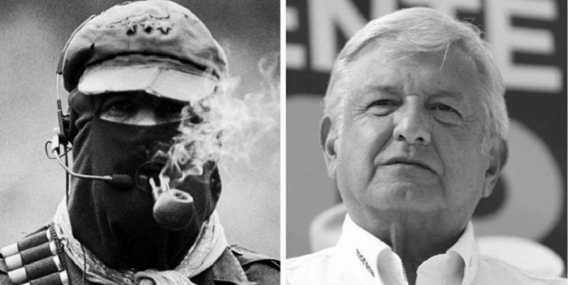 ezln - El EZLN y las nuevas coordenadas del poder político nacional