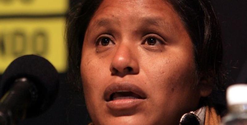 obdulia Guerrero1 - Activistas indígenas fueron secuestrados en Guerrero tras amenazas
