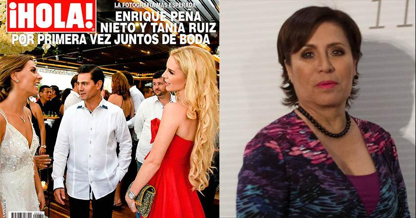 Hola lo confirma EPN y Tania Ruiz aparecen en una boda en Acapulco  - ¡Hola! lo confirma, EPN y Tania Ruiz asistieron a una boda en Acapulco