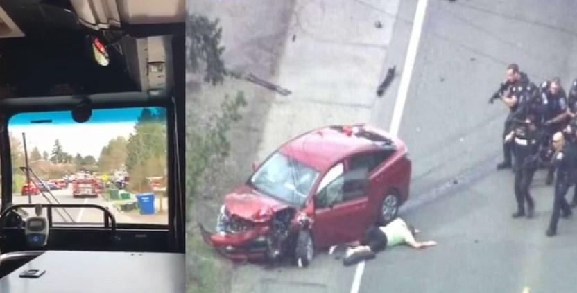 EUUUUUU - Se registra tiroteo en Seattle, EU, varias personas están lesionadas