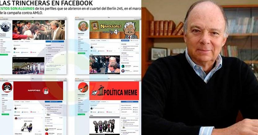 Enrique Krauze envuelto en polémica por ´Operación Berlín contra AMLO  - Enrique Krauze envuelto en polémica por ´Operación Berlín' contra AMLO