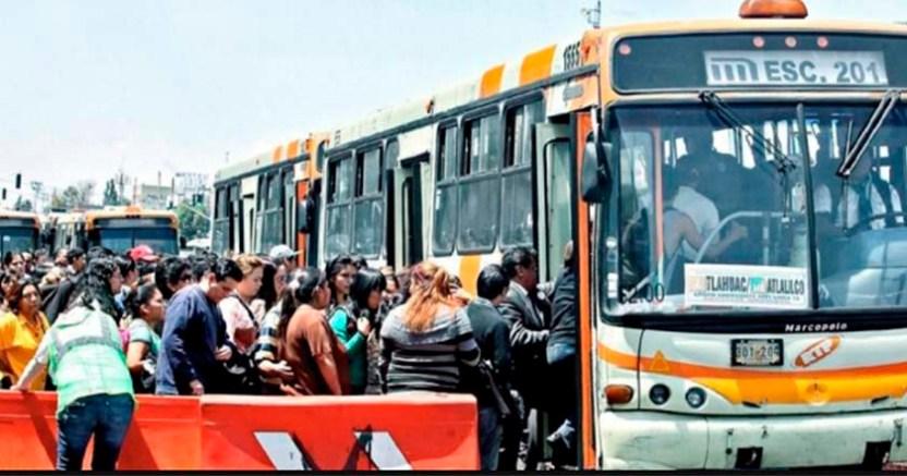 Pretendían privatizar Red de Transporte de pasajeros - Pretendían privatizar Red de Transporte de Pasajeros (RTP)