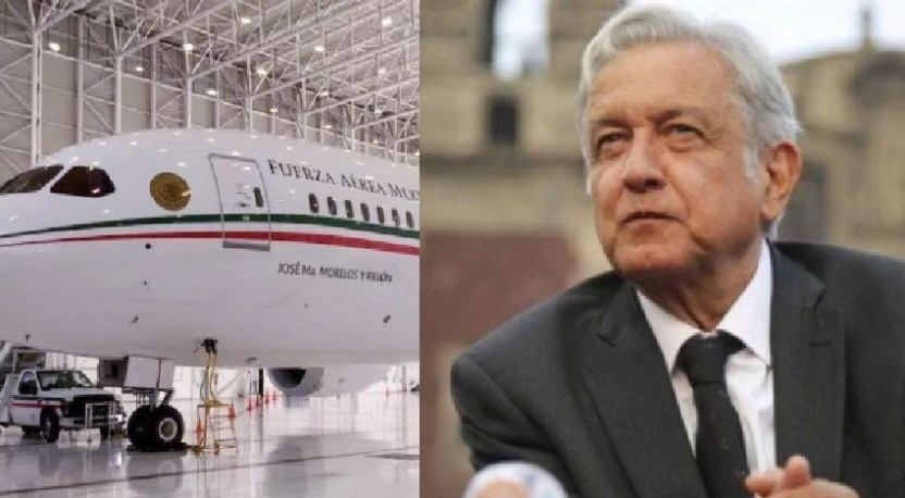 Screenshot 14 - AMLO invita a Trump para que compre el avión presidencial