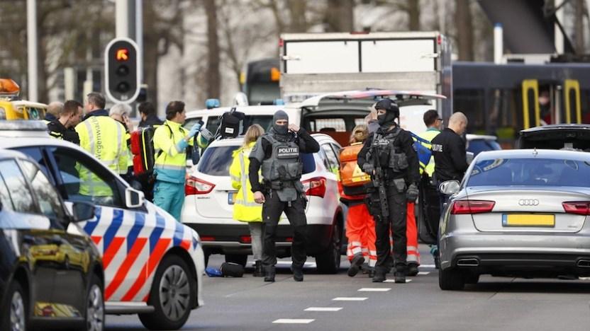 Tiroteo Holanda - Tiroteo en un tranvía de Utech, Holanda, deja muerto y varios heridos
