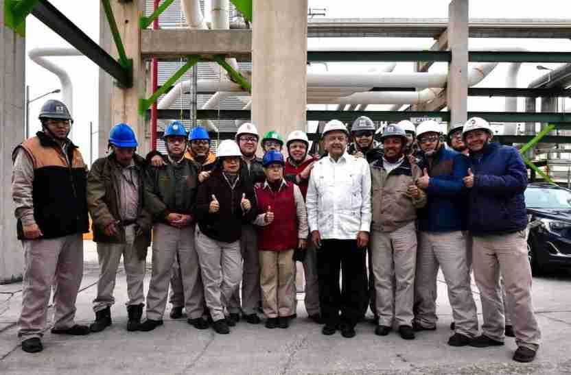 amlo refinaria pemex - AMLO anuncia la rehabilitación de 6 refinerías; con 3,500 mdp de inversión