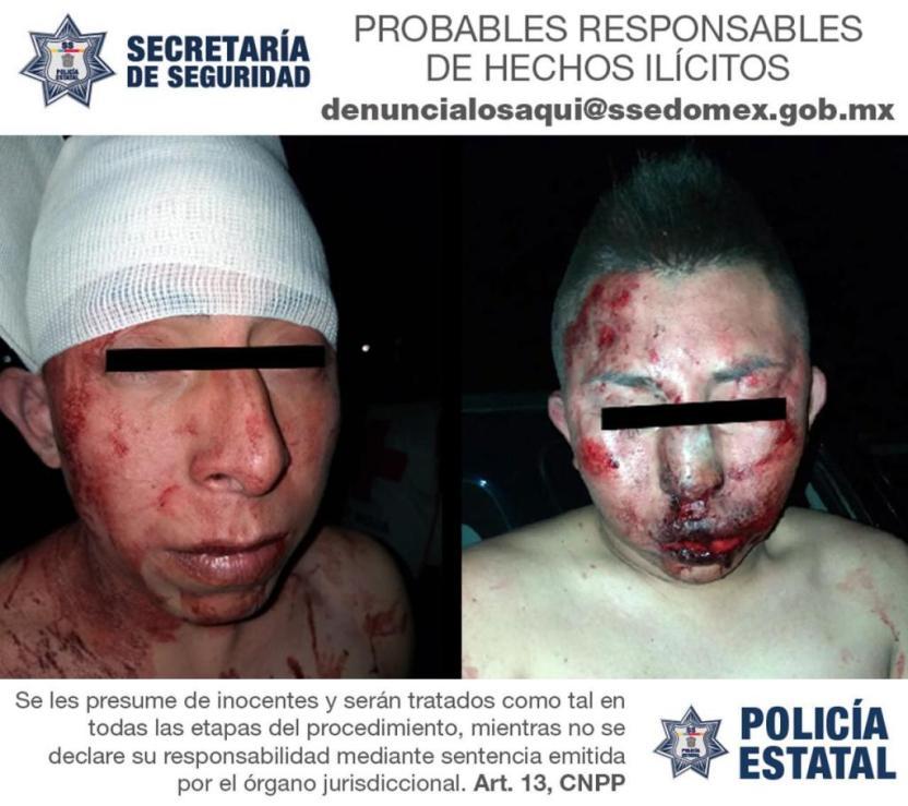 secuestradores 1 - Fallan al intentar secuestrar a una menor y casi los linchan
