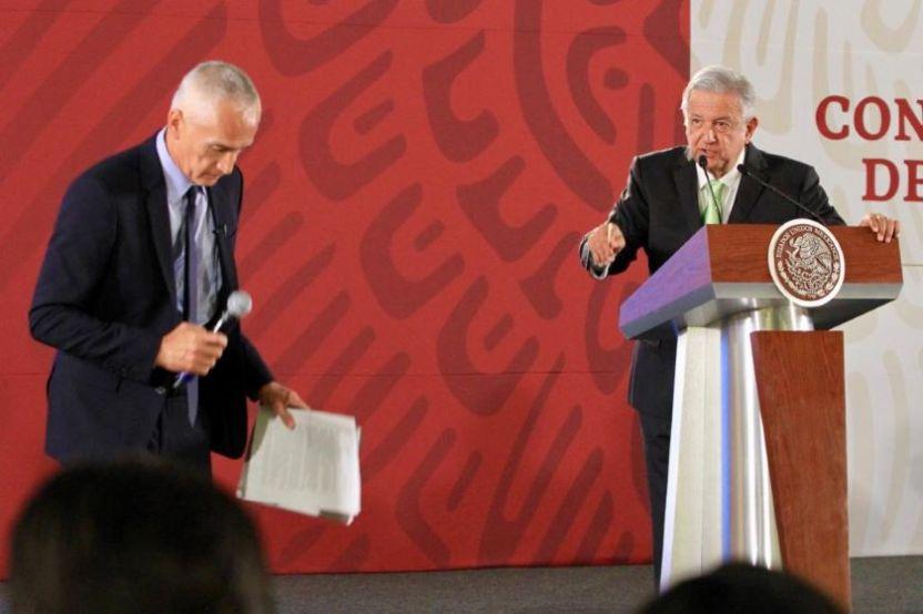 Jorge Ramos AMLO - Confrontación entre AMLO y Jorge Ramos abre la discusión en redes