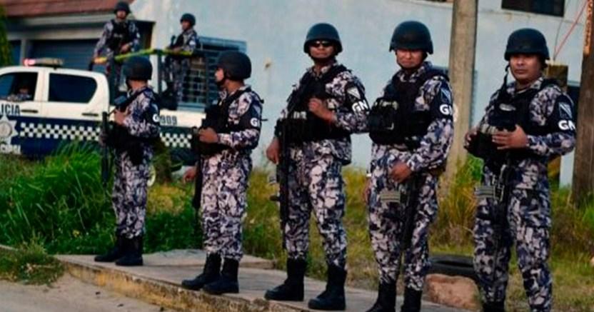La Guardia Nacional no afecta principios constitucionales AMLO - La Guardia Nacional no afecta principios constitucionales: AMLO