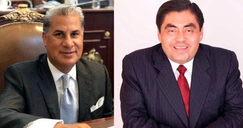 Miguel Barbosa en la mira Alejandro Rojas Díaz lo denuncia ante la FGR - Alejandro Rojas Díaz lo denuncia ante la FGR