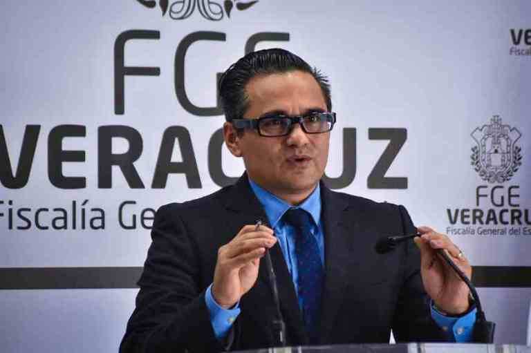 Confirma fiscal de Veracruz ajuste de cuentas, víctimas con tiro de gracia