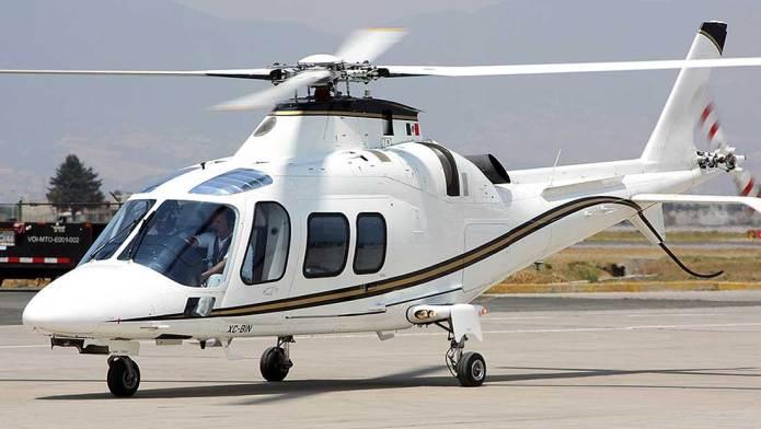 Venderá gobierno Federal helicópteros usados como «taxis» el sexenio pasado