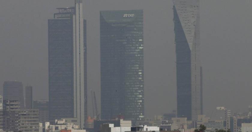 Continua la mala calidad del aire en la Ciudad de México CDMX - Continua la mala calidad del aire en el Valle de México