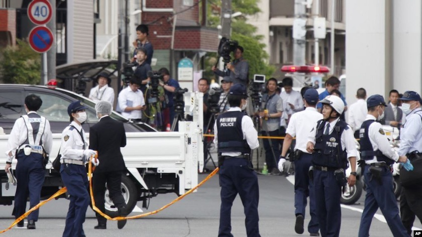 ataque japon - Muere una niña y un hombre tras ser acuchillados por un sujeto en Japón