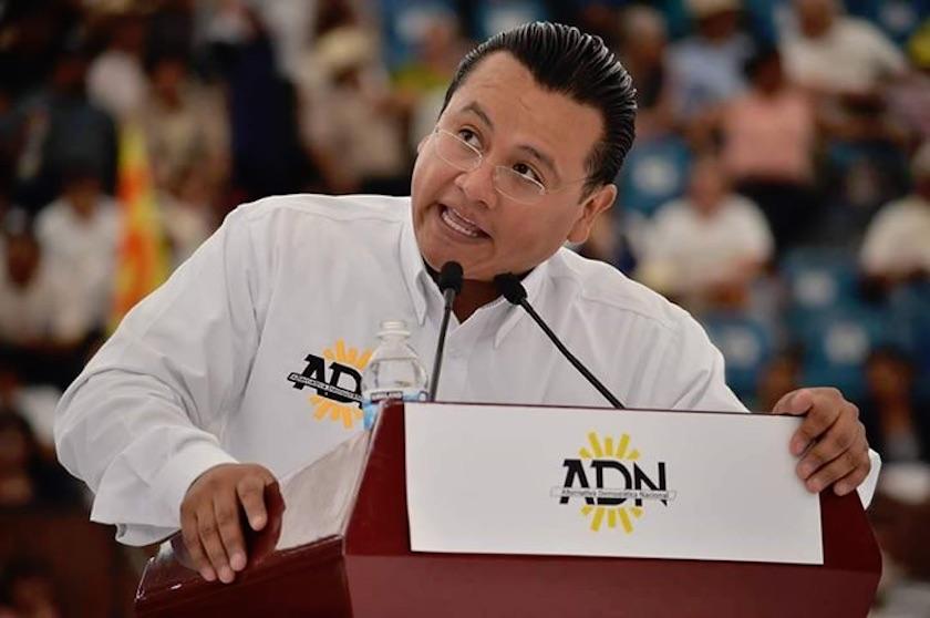 ADN - ADN y la adhesión a Morena en Michoacán