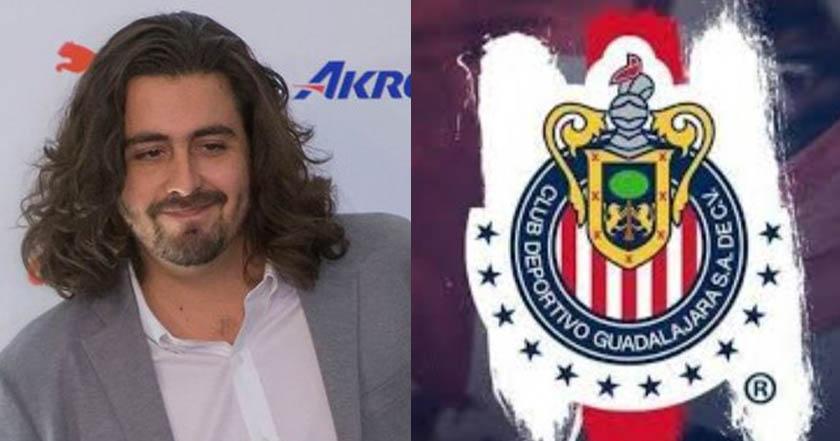 Amaury Vergara es el nuevo presidente del 'Rebaño Sagrado' Chivas - Amaury Vergara es el nuevo presidente del 'Rebaño Sagrado', Chivas