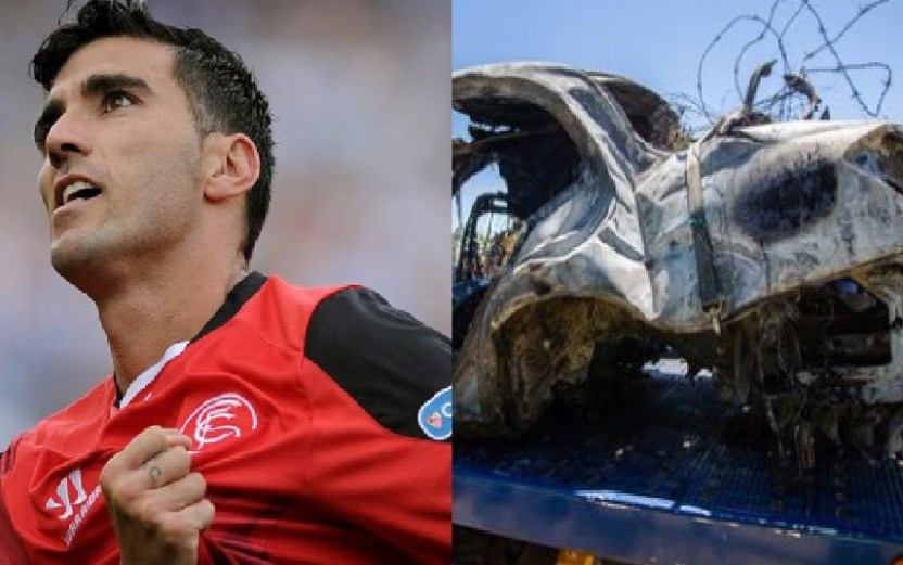 Screenshot 10 - Lamentan muerte del futbolista Antonio Reyes tras accidente