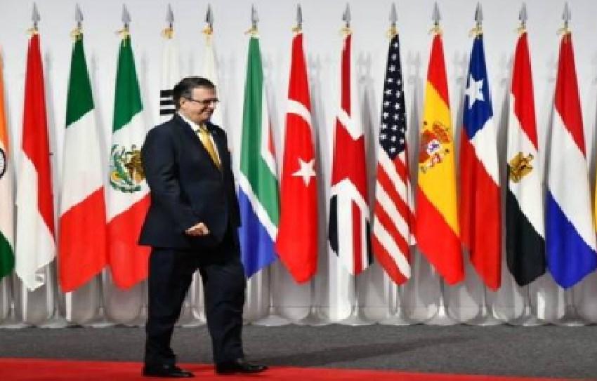 Screenshot 14 1 - En la Cumbre G-20 México refrendó su compromiso con el multilateralismo