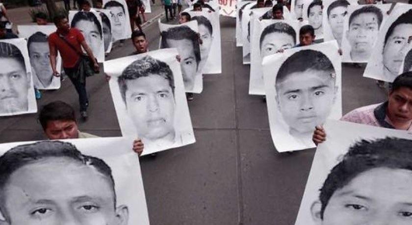 ayotzinapa 2 - ONU-DH pide a FGR relanzar investigación sobre Ayotzinapa